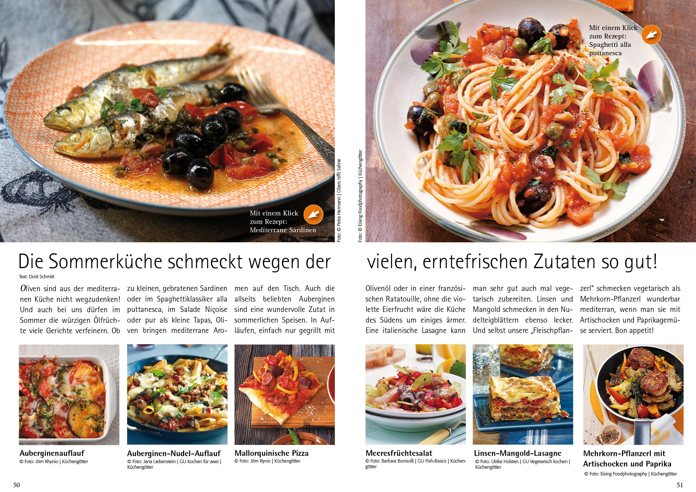 Sommerküche Gu : Den sommer genießen mit gu gu